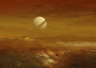 Учени откриха, че най-голямата луна на Сатурн е подходяща за човешка колония