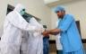 Тулупите ли са виновни за заразените лекари?
