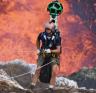 Google предлага виртуална разходка в кратера на активен вулкан