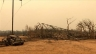 Нова стихия в горящата от пожари Калифорния - огнено торнадо