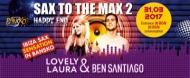 Ибиса идва в Банско с невероятния саксофон на Лавли Лора и DJ Бен Сантяго!