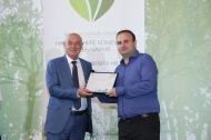 "14 призьори в Националния конкурс ""Най-зелените компании в България"" 2018"