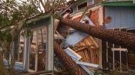 След мощния ураган Майкъл, идват още рарушителни бествия