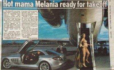 Коя е Мелания Тръмп?