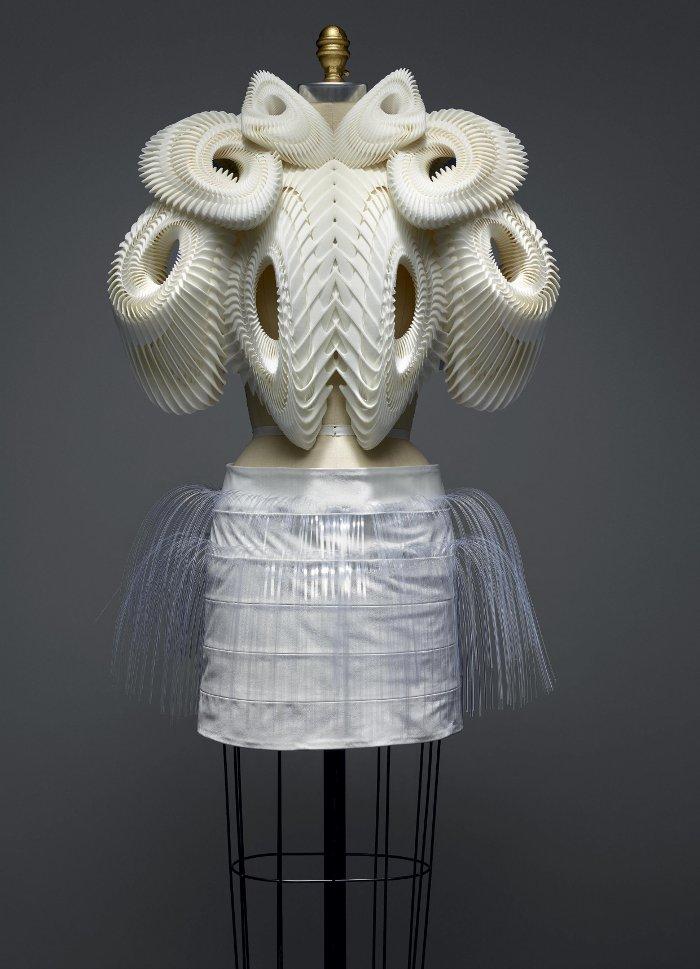 Бъдещето на модата е 3D принтиране у дома