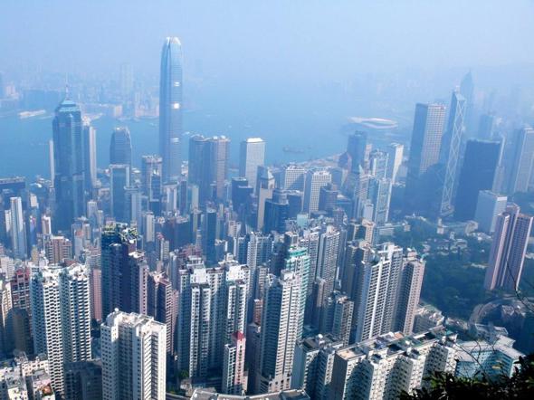 1. Хонг Конг