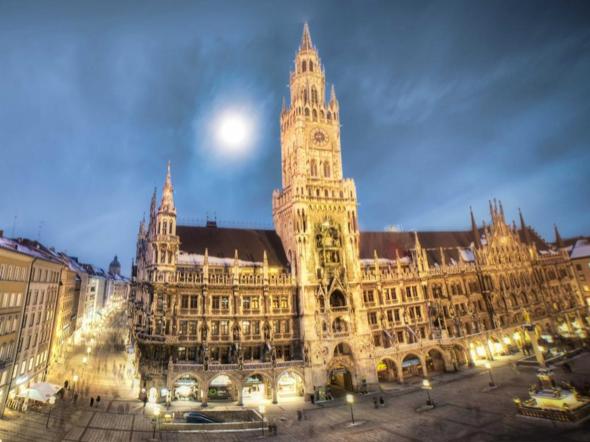 3. Мюнхен