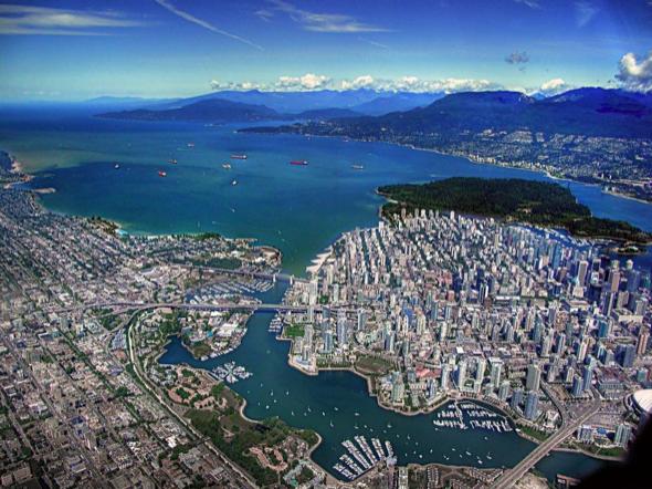 4. Ванкувър, Канада