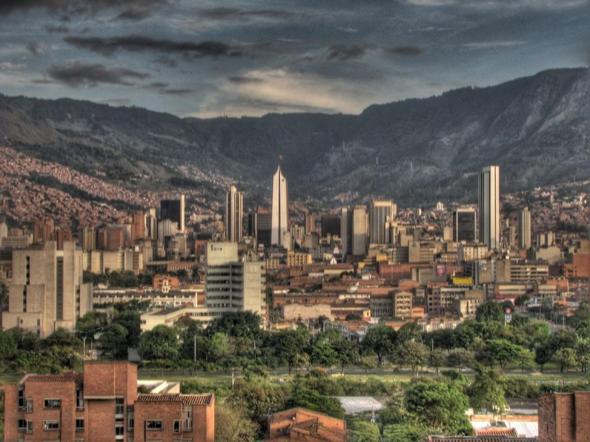 5. Меделин, Колумбия